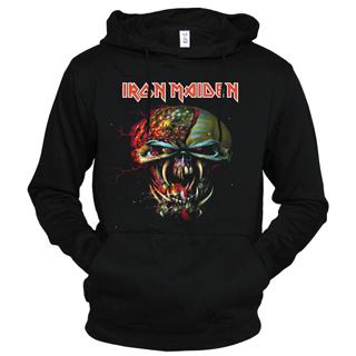 Iron Maiden 04 - Толстовка мужская