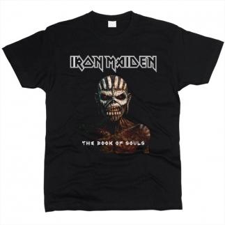 Iron Maiden 05 - Футболка мужская