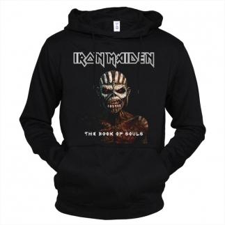 Iron Maiden 05 - Толстовка мужская