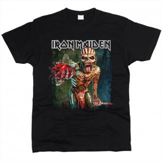 Iron Maiden 06 - Футболка мужская