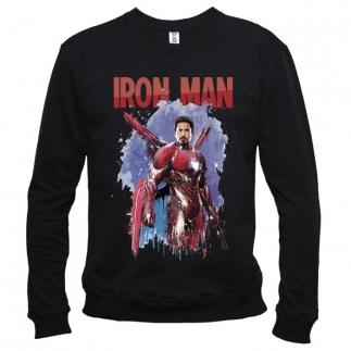 Iron Man 02 - Свитшот мужской