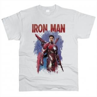 Iron Man 02 - Футболка мужская