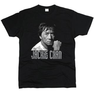 Jackie Chan 01 - Футболка мужская