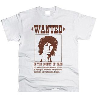 Jim Morrison 03 - Футболка мужская