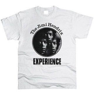 Jimi Hendrix 02 - Футболка мужская