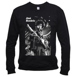 Jimi Hendrix 06 - Свитшот мужской