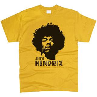 Jimi Hendrix 05 - Футболка мужская