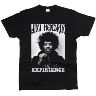 Jimi Hendrix 07 - Футболка мужская
