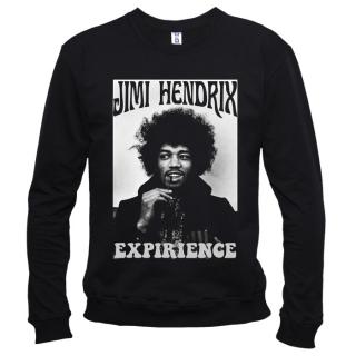 Jimi Hendrix 07 - Свитшот мужской