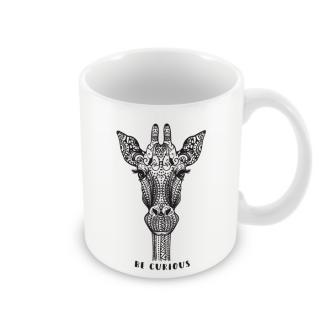 Чашка Жираф 01