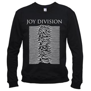 Joy Division 01 - Свитшот мужской
