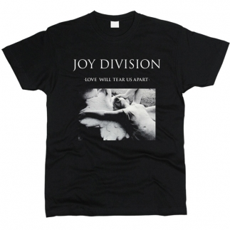 Joy Division 08 - Футболка мужская