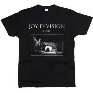 Joy Division 09 - Футболка мужская