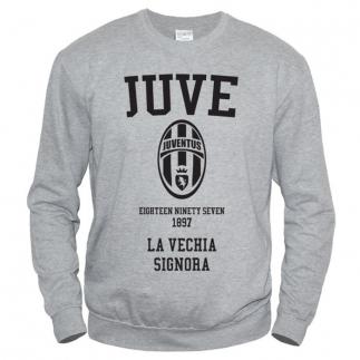 Juventus 01 - Свитшот мужской