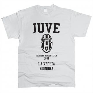 Juventus 01 - Футболка мужская
