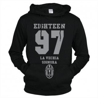 Juventus 02 - Толстовка мужская