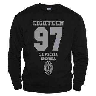 Juventus 02 - Свитшот мужской