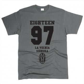 Juventus 02 - Футболка мужская