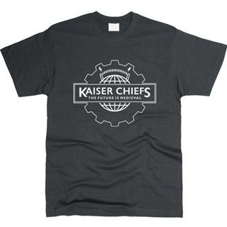 Kaiser Chiefs 02 - Футболка мужская