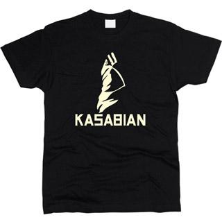 Kasabian 01 - Футболка мужская