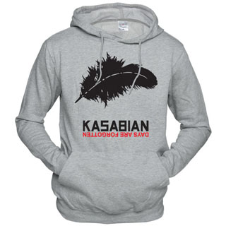 Kasabian 02 - Толстовка мужская