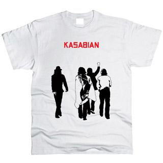 Kasabian 03 - Футболка мужская