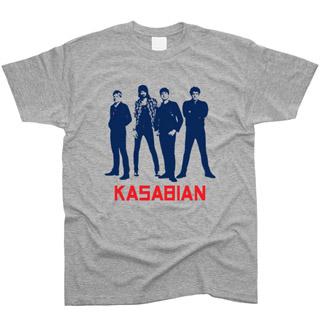 Kasabian 04 - Футболка мужская