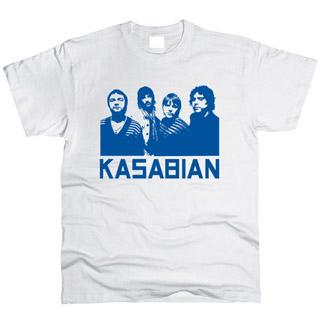Kasabian 05 - Футболка мужская