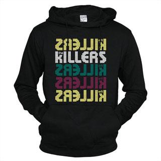 Killers 01 - Толстовка мужская