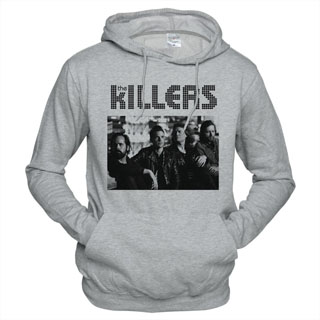 Killers 03 - Толстовка мужская