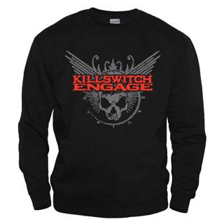 Killswitch Engage 01 - Свитшот мужской