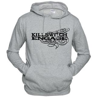 Killswitch Engage 02 - Толстовка мужская
