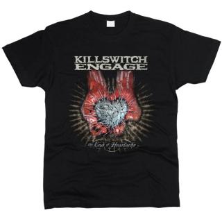 Killswitch Engage 07 - Футболка мужская