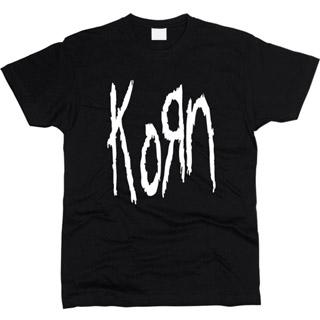Korn 04 - Футболка мужская