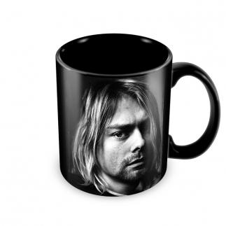 Чашка Kurt Cobain 01