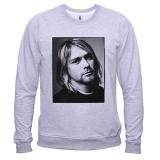 Kurt Cobain 01 - Свитшот мужской