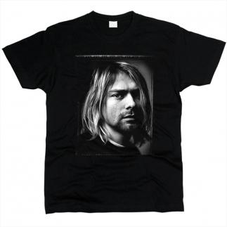 Kurt Cobain 02 - Футболка мужская