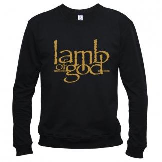 Lamb Of God 01 - Свитшот мужской