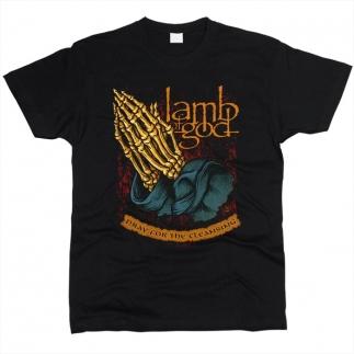 Lamb Of God 02 - Футболка мужская