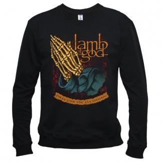 Lamb Of God 02 - Свитшот мужской