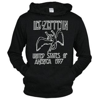 Led Zeppelin 02 - Толстовка мужская