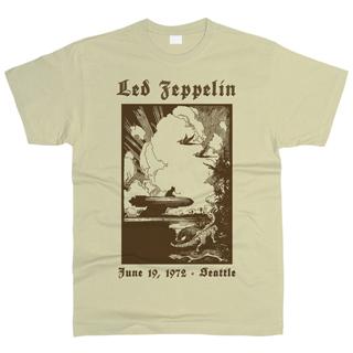 Led Zeppelin 06 - Футболка мужская