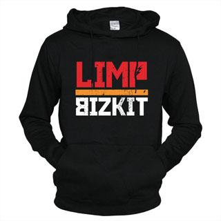 Limp Bizkit 03 - Толстовка мужская