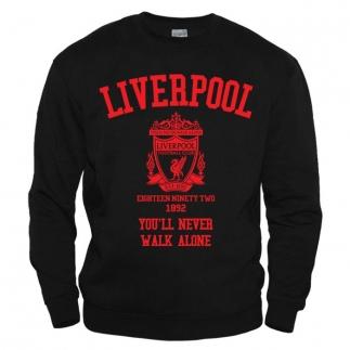 Liverpool 02 - Свитшот мужской