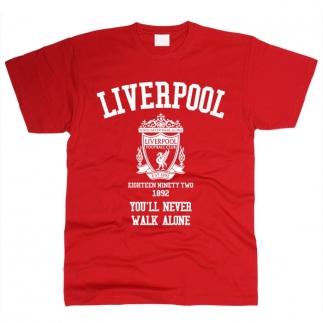 Liverpool 02 - Футболка мужская