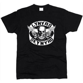 Lynyrd Skynyrd 01 - Футболка мужская