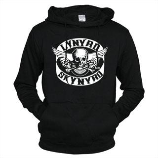 Lynyrd Skynyrd 01 - Толстовка мужская