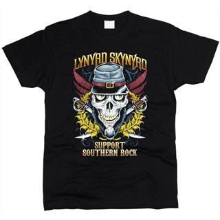 Lynyrd Skynyrd 03 - Футболка мужская