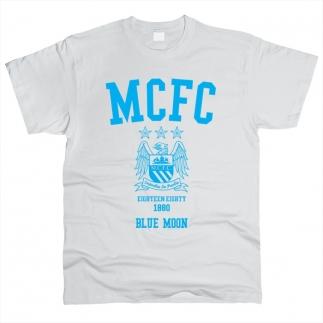 Manchester City 01 - Футболка мужская