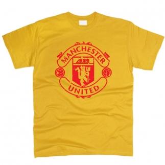 Manchester United 02 - Футболка мужская
